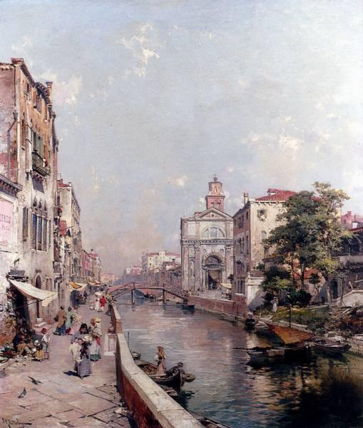 Rio St Geronimo Venezia